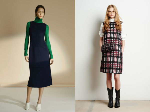 What office dresses to wear in 2018