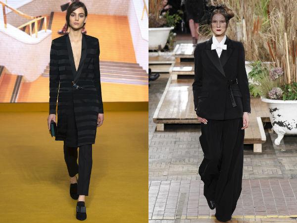 2017 Women's buttonless blazers