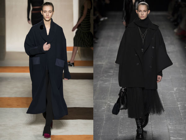 Black Oversize designs