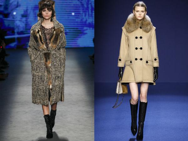 Fur Coats for Fall 2017