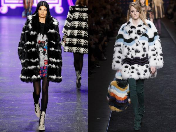 Fashion coat trends 2018