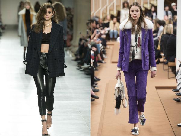Fashion Capri Pants Design