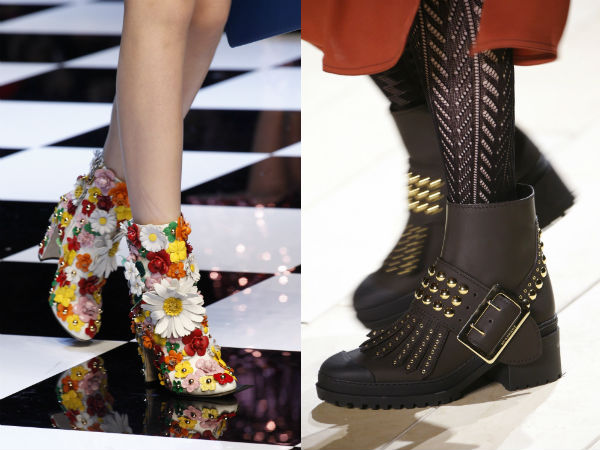Stylish ankle boots for women