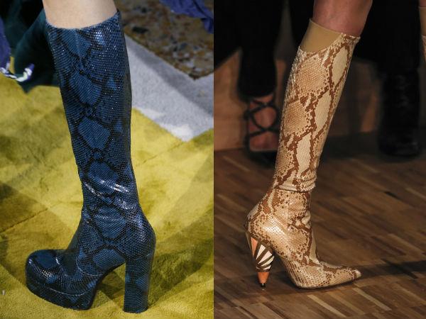 Elegant women's boots
