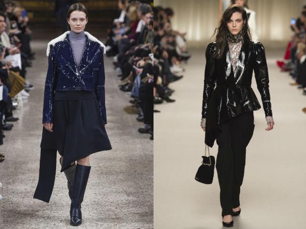 Fashion 2018 asymetric cut