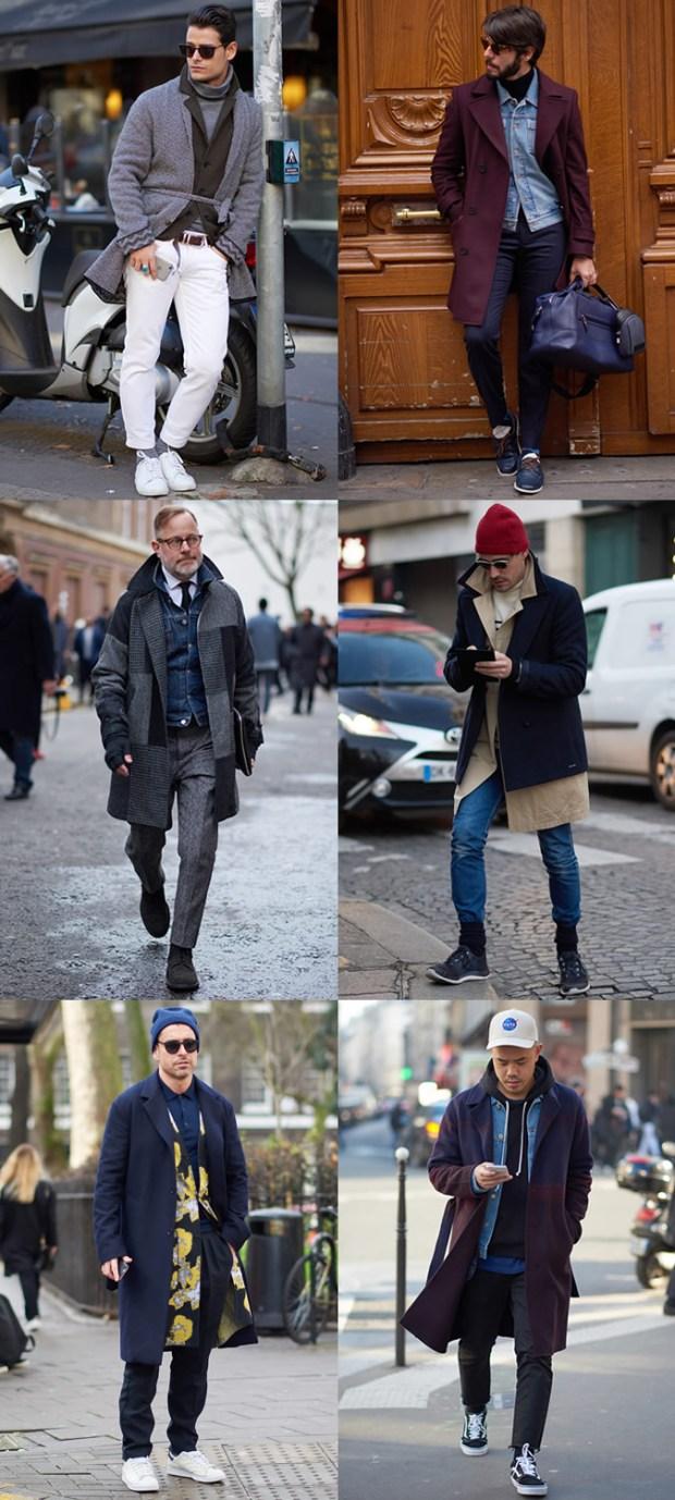 Men casual fashion