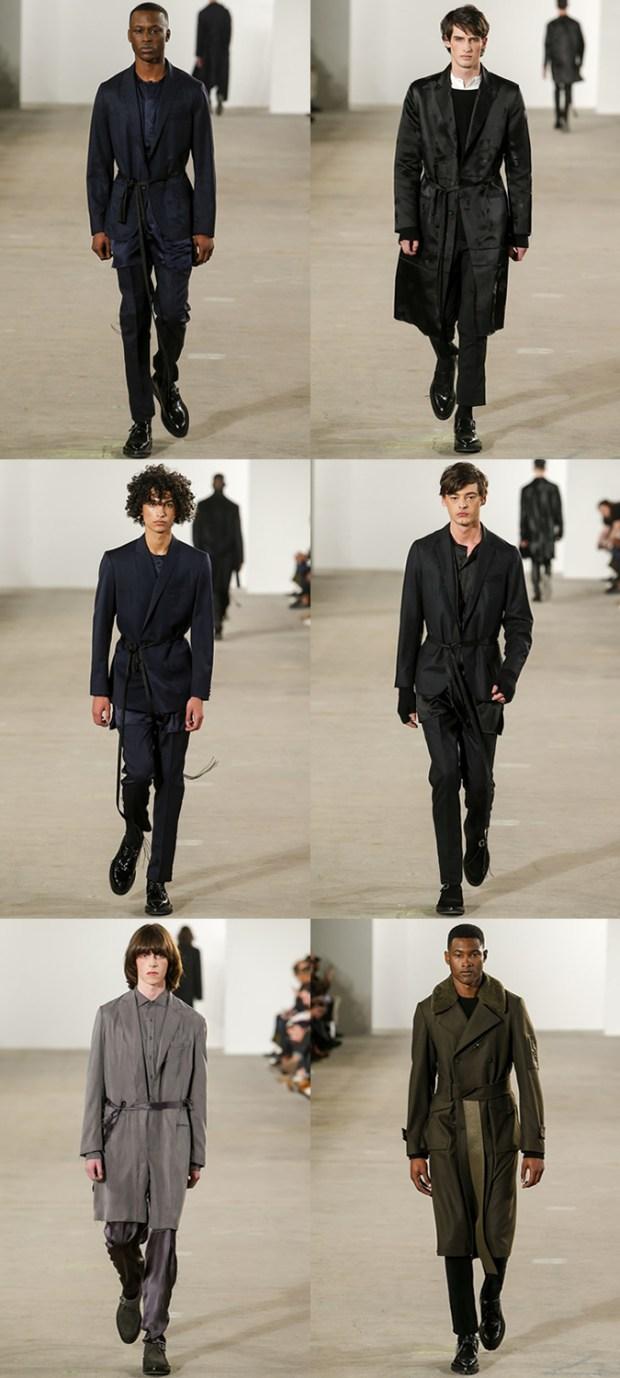 Stylish men's clothes