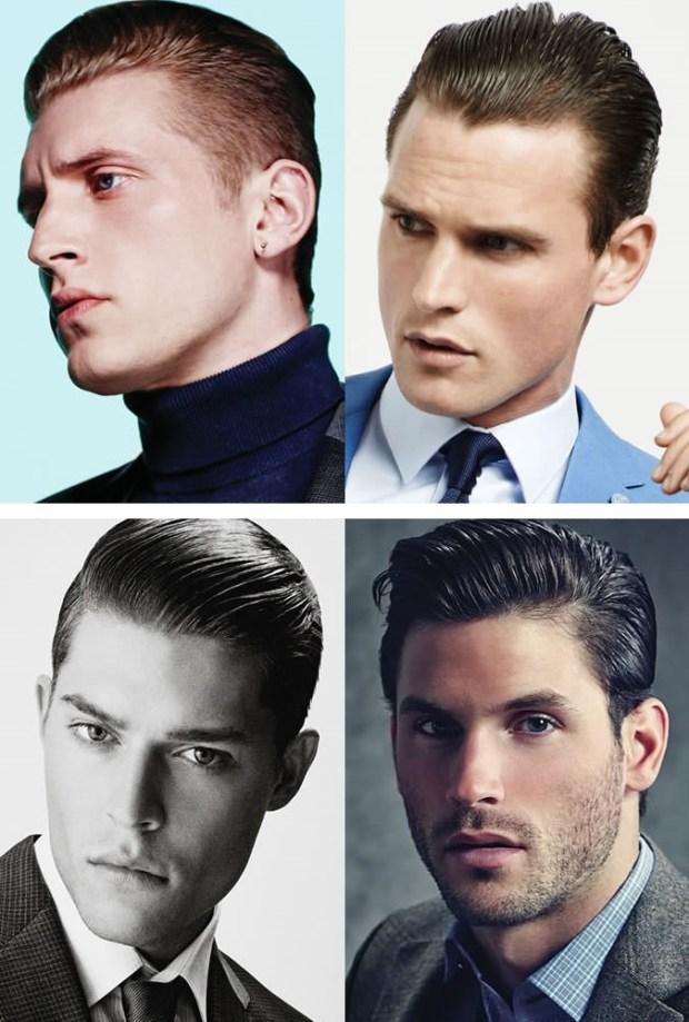 Men hairstyles for medium length hair