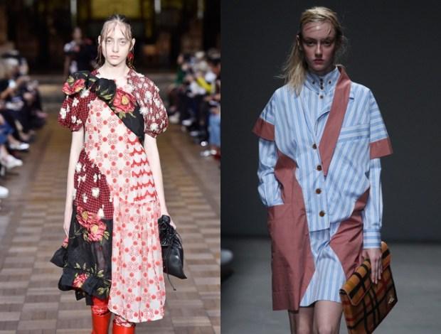 fashion asymmetry spring summer 2018
