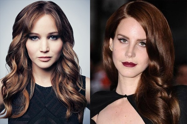 Best hair color suitable for brunettes