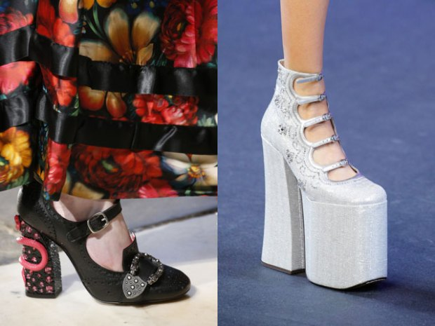 Mary Jane shoes spring summer 2018
