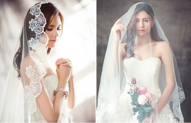 wedding hairstyles 2018 with veil