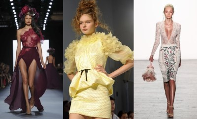 New York Fashion Week Spring-Summer 2017