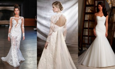 Wedding Dresses 2017 Trends