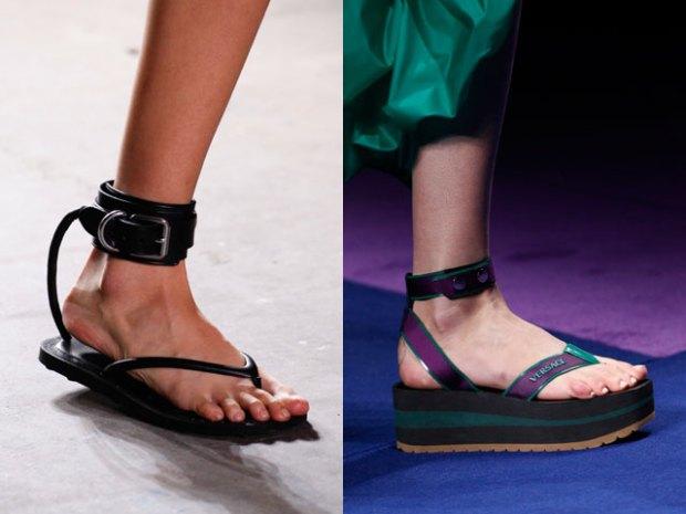 flip flop sandals spring summer 2018