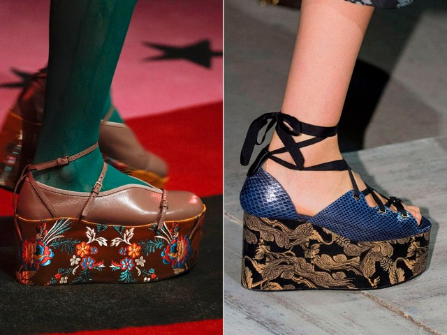 shoes for women 2017 platforms