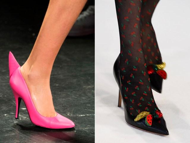 fashion stilettos