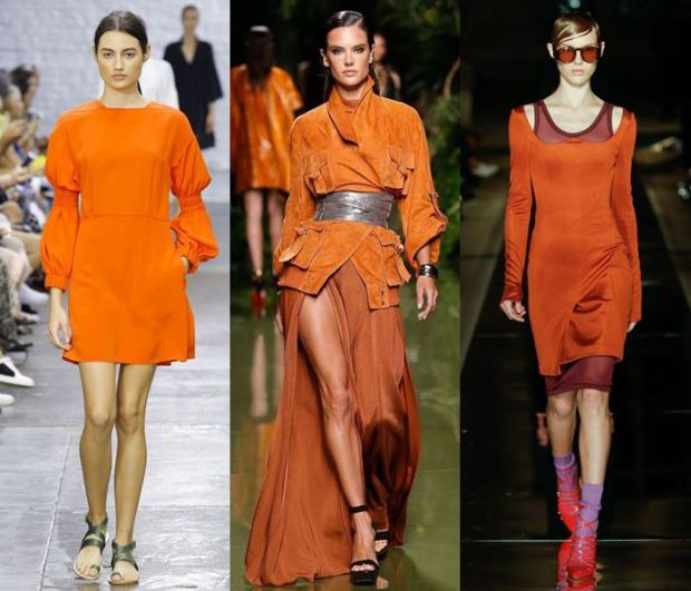 What colors to wear in 2018