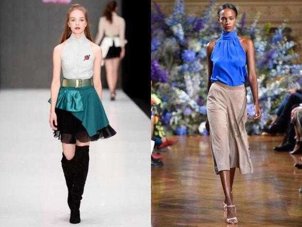 Summer blouse desugns 2018