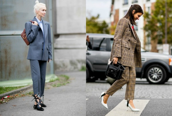 Spring summer street fashion 2018: office style