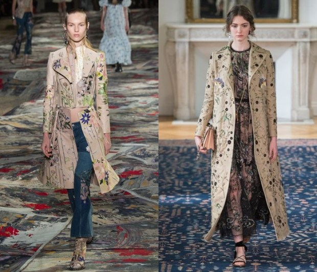 Best Coats with embroidery 2018