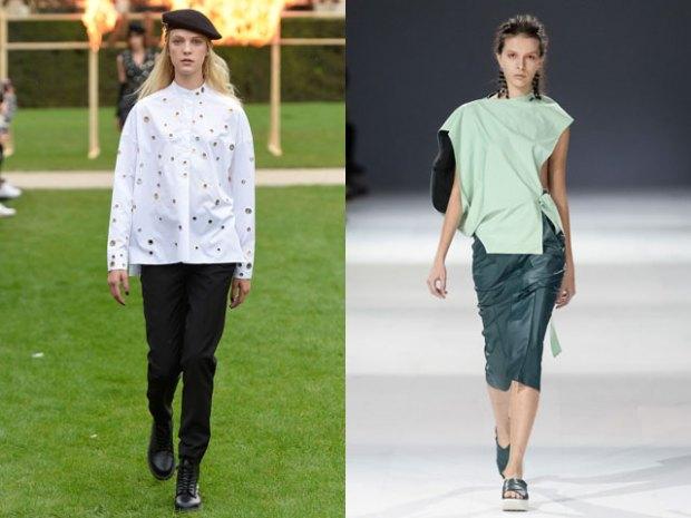 Stylish blouses 2018