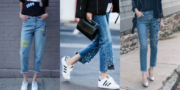 Jeans trends 2018