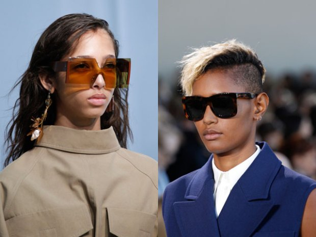 What sunglasses to wear in spring 2018