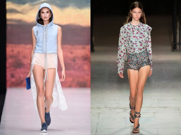 High waisted shorts 2018 spring summer