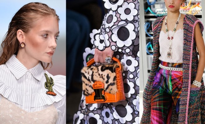 Accessory Trends Spring-Summer 2018