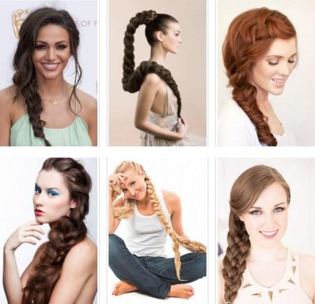 hairstyles for long hair 2017 braids