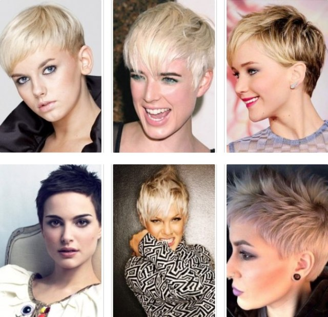 haircuts 2017 pixie