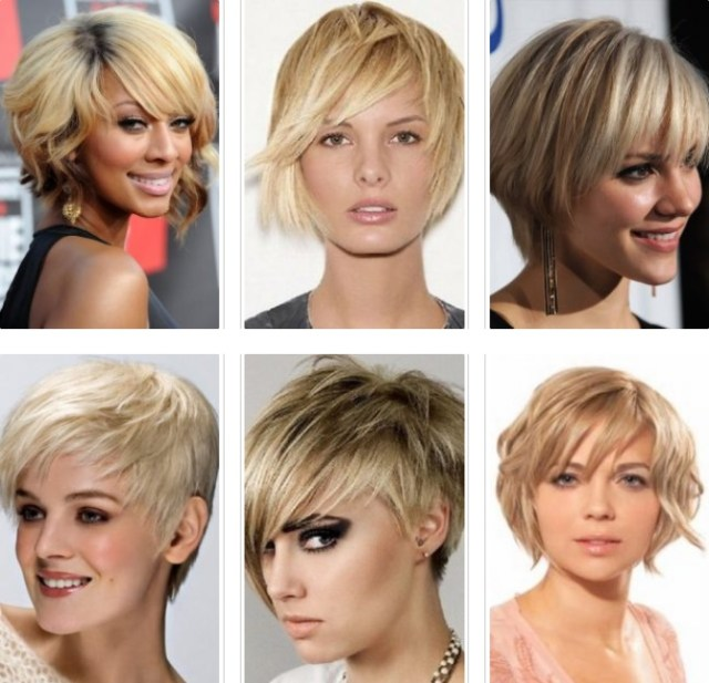 hairstyles for short hair 2017