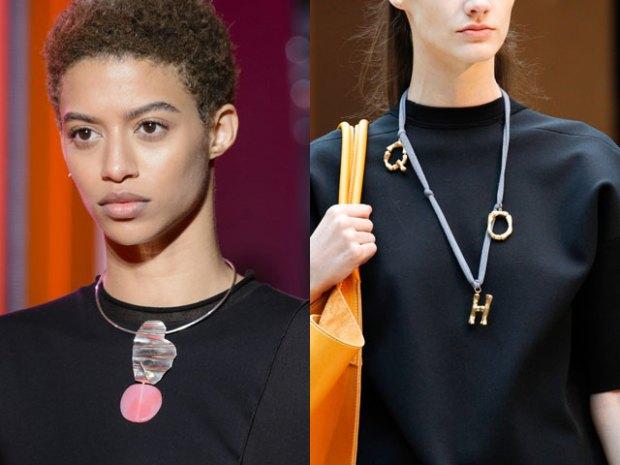 Neck accessories fall winter 2018 2019