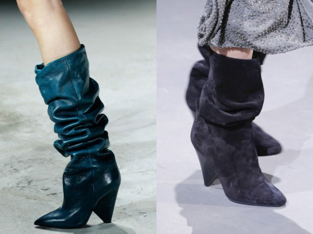 What boots to wear in winter 2019