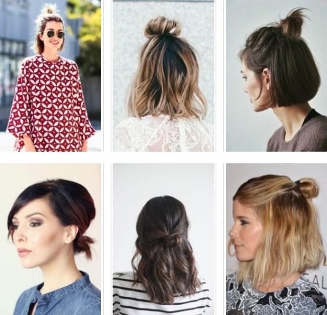 Trendy hairstyle 2017 hun