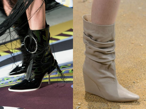 What boots length to wear in 2019
