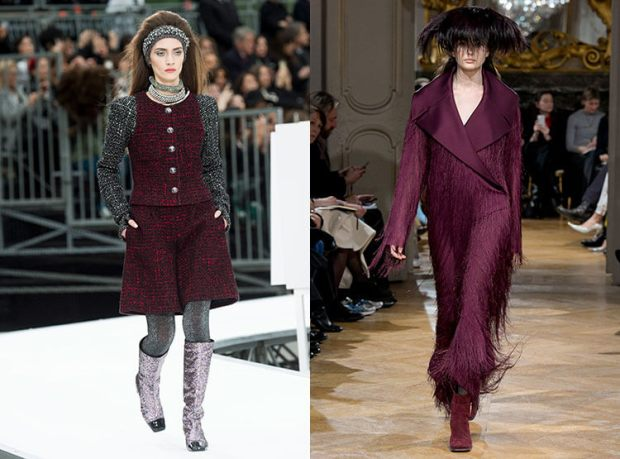 What are the Winter 2019 Color trends