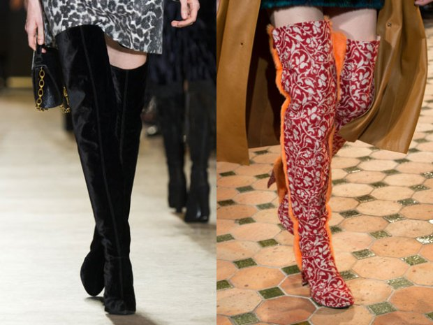 What are the boots trends in 2019
