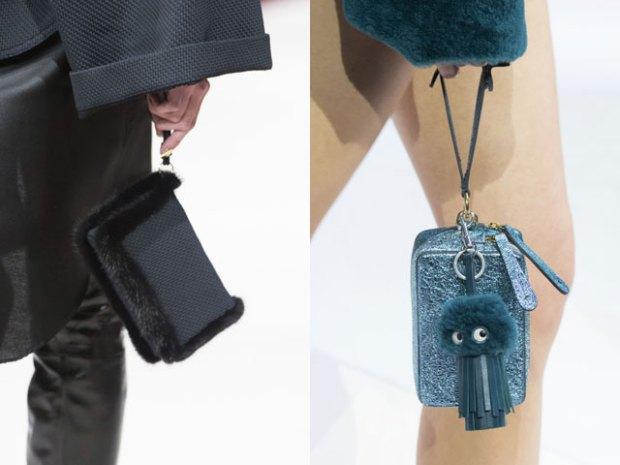 What handbags to wear in winter 2019