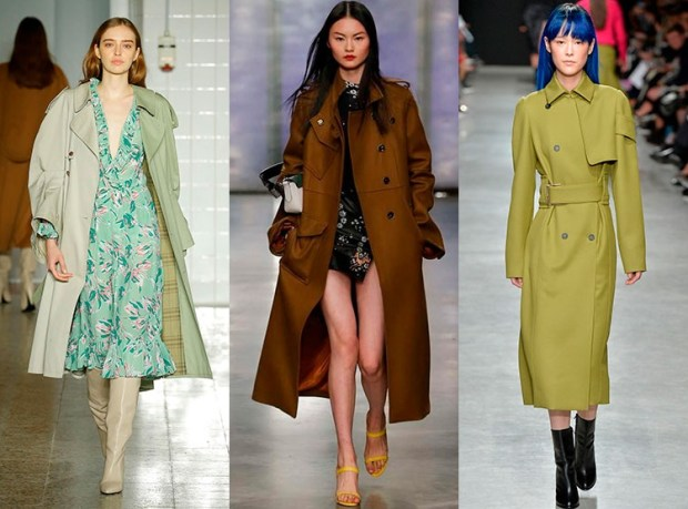Trench coats 2019 women