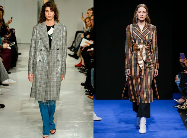 Womens trench coats for fall 2018