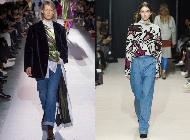 What jeans to wear in winter 2019
