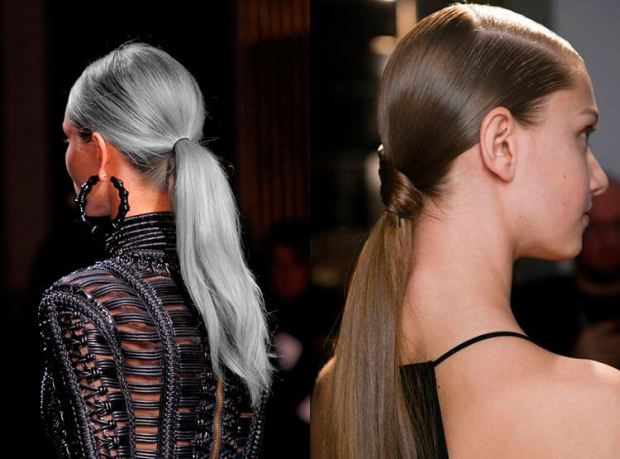 What hairstyles to wear in winter 2019