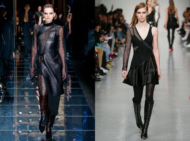 What dresses to wear in autumn 2018