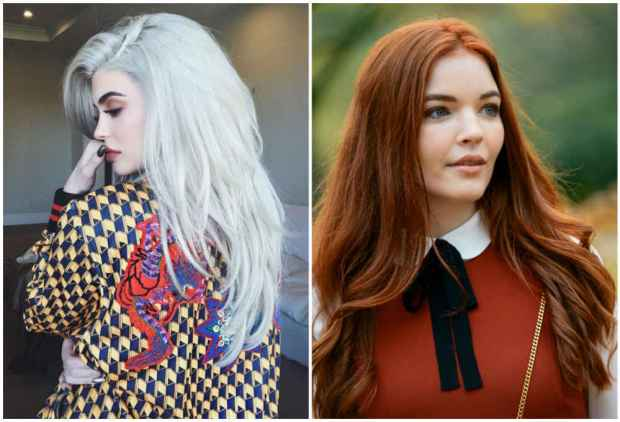 Hair color trend 2019