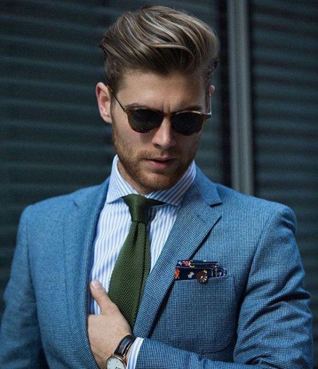 Men's haircuts ideas 2019