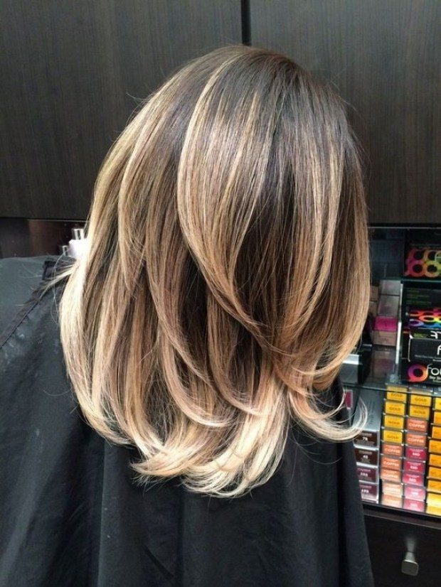 Hair color ideas 2019 shatush