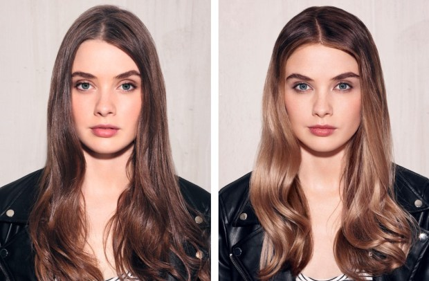 Hair colors 2019 contouring technique