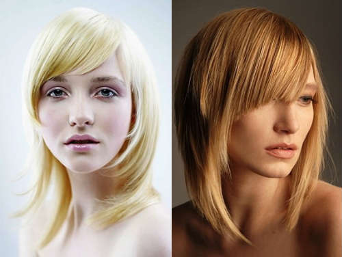 Advantages of layered haircuts for medium length hair